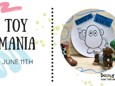 Toy Mania Summer Camp