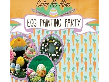 Easter Egg Painting Party