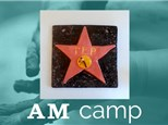 Hollywood Star Plaque (Movie Magic) July 20th, Morning Camp 2017