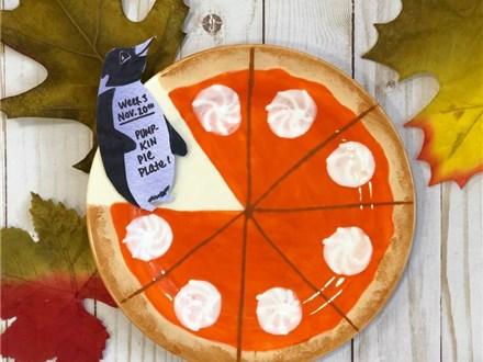 November ART CLUB Week 3: Paint A Pumpkin Pie Class