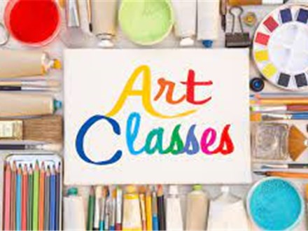 Fall Mixed Media Studio Art Class- Thursday's 5:30pm-6:30pm
