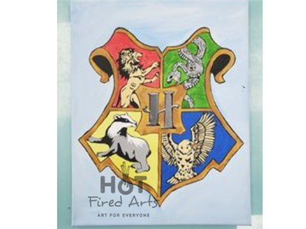 Kids Night Out: HP House Crest