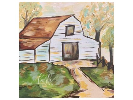 Barn Paint Class