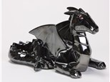 """"""" Faceted Dragon"""" To-Go Kit-at Color Me Mine - Aspen"""