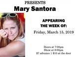 Mary Santora - Howard City - March 15th