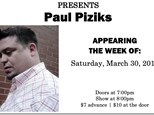 Rico Wade & Paul Piziks - March 30th