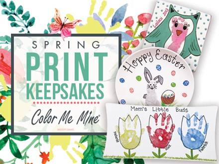 Spring Keepsakes