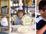Children's Party at THAT POTTERY PLACE (deposit)