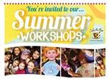 Summer Workshops for Kids