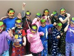 Kids' Pajama Party & Movie Night (Deposit)