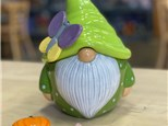 Holiday Gnome Jar at TIME TO CLAY