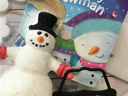 Pre-School Story time: The Itsy Bitsy Snowman