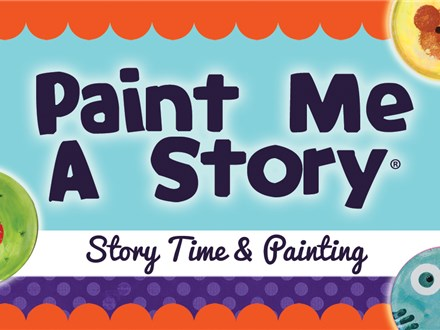 Party Package 2: Paint Me A Story Party!