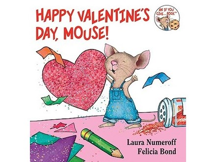 PM Mommy & Me Story Time:Happy Valentine's Day Mouse!