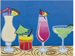 Canvas & Wine Night! It's 5 o'clock Somewhere! 9/15/17