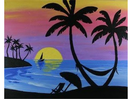 Adult Canvas - Paradise Found - 06.22.19