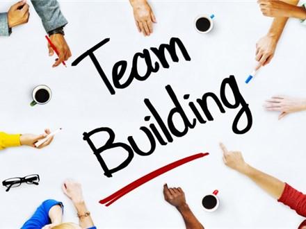 Team Building Event- No Class (April 29th)