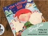 Mommy & Me Storytime - Friday 12/4