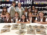 Girl Scout Badge Events