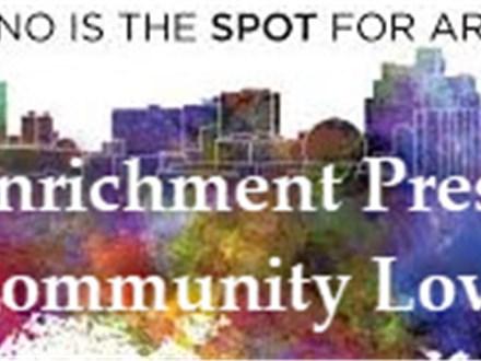 Art Enrichment: Community Love (Zoom)