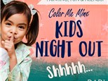 Kid's Night Out Dad gifts! June 8th 6-8 P.M.