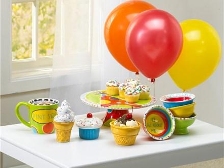 """Sweet Treats"" Kids Birthday Party"