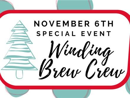 Winding Brew Crew Private Event 11/6