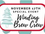 Winding Brew Crew Private Event 11/17
