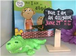 """Pre-K Story Time """"But I am an Alligator!"""""""