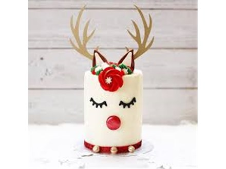 Christmas Reindeer Cake Class-Ladies Night Out