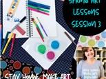 Virtual Art Lessons