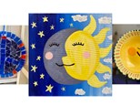 Sun & Moon- Wednesday, June 23rd- 12 to 4pm