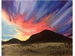 Sunset in Flagstaff