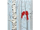 """""""Together in Trees"""" Canvas Class, November 28th"""