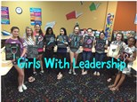 LITHIA (6th-8th): Girls With Leadership- 6 Week Series- Starts Oct. 1, 2018