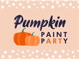 Pumpkin Painting Party - $1 Studio Fees with purchase of pumpkin ceramic (OCTOBER 23)