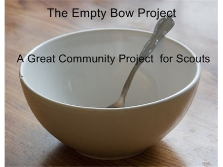 Empty Bowl - Pflugerville