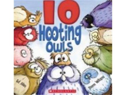 Story Time - Ten Hooting Owls - 01.16.17 - Morning Session
