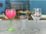 Wine Glass Painting Party (Reservation Fee)