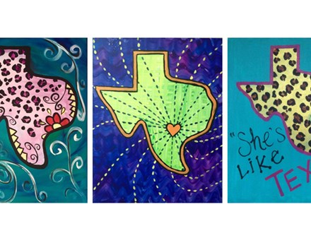 $15 Friday! - Custom Texas Canvas