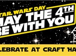 May The 4th Star Wars Party!