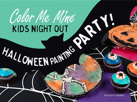 Halloween Party Kid's Night Out - October 11, 2019