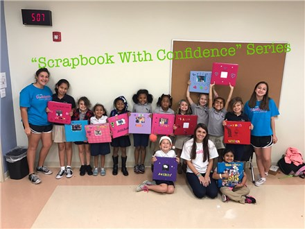 VALRICO ACADEMY: Scrapbook With Confidence After School Program (K-5th)- Starts Feb 13, 2018