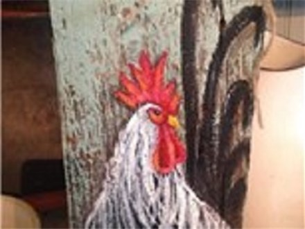 Rooster Paint Day ($20 Special) 7/16