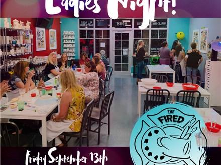 LADIES NIGHT! September 13th!