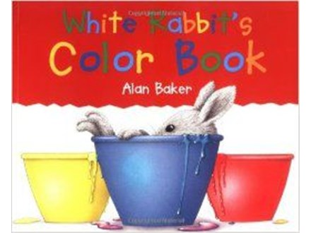 Story Time Art - White Rabbit's Color Book - Evening Session - 04.03.17