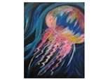 Under the Sea - Paint & Sip - Jan 25