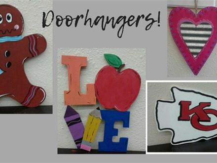 Educator's Night Out - Doorhangers - Sept 14