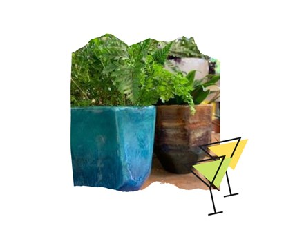 Happy Hour with Jules : Herb Pot