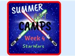 Summer Art Camp Week 4: StarWars